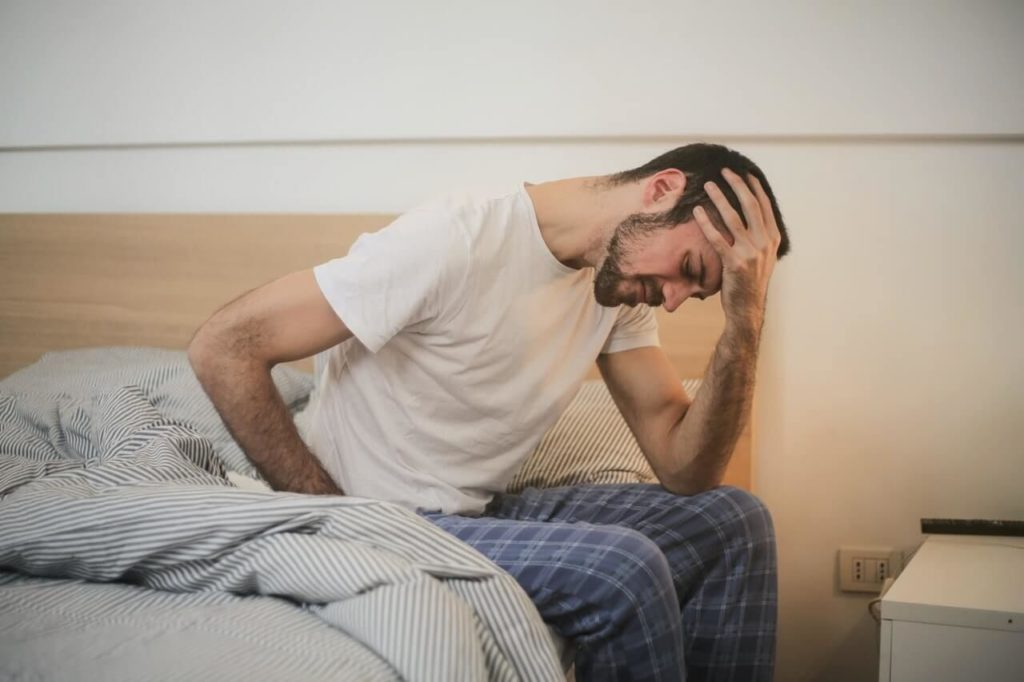 migréna - bolest hlavy